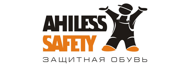 Логотип «Ahiless Safety» Ahiless Safety