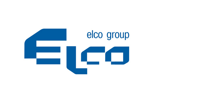 Логотип компании Elco Group
