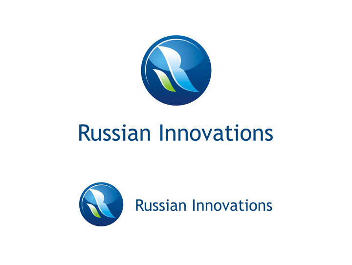 Логотип компании Russian Innovations