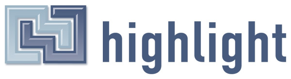 «HighLight». Логотип компании HighLight
