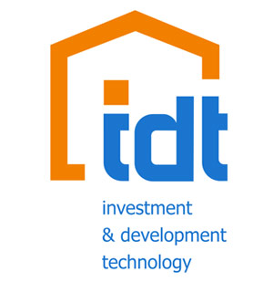 Логотип компании «Investment & Development Technology»  IDT